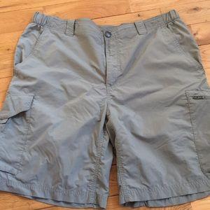 Men's Columbia Omni-Shade Sun Protection Shorts